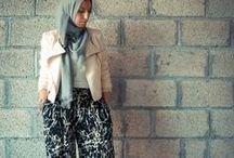 Haute Hijabi / by MAZAstyle (Anisa Siwaju)
