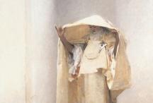 Art: John Singer Sargent / by Bashak Demirel