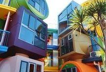 Amazing Architecture / by Olivia Wetzel
