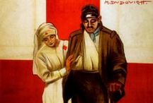 Medical assistance & humanitarian organisations / Vintage / Red Cross & more... / by MediaMed