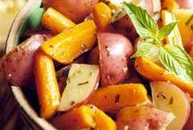 Yummy: Fruits & Veggies / by Stephanie Nielsen
