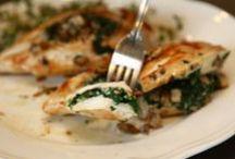 Yummy: Chicken / by Stephanie Nielsen