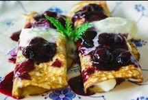 Yummy: Breakfast / by Stephanie Nielsen