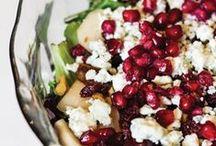 Yummy: Salad / by Stephanie Nielsen