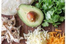 Yummy: Mexican / by Stephanie Nielsen
