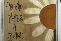 Gardening / by Paige Liniger
