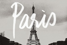 lunch in paris / by Maybelle Imasa-Stukuls