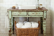 Bathrooms / by Allison Hand