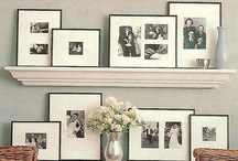 Gallery walls / by Allison Hand