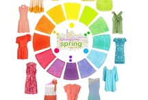 Light Spring/DYT Type 1  / Clothing, jewelry, other accessories for Light Spring and Dressing Your Truth Type 1 women. / by Sandy Kemp Ⓥ