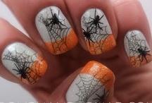 Nails - Hallowe'en / by Arlene Friesen