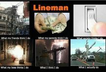 Lineman's Wife / by Charisma Booher