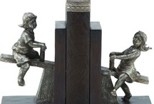 Book Ends / by Trula Lewis-Hummerick