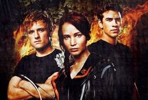 My Hunger Games Obsession!  / by Becky