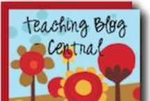 Teaching Blog Central / This is THE place for all teaching blogs all day long!  Head to Teaching Blog Central at http://www.teachingblogcentral.com to see all your favorite (or soon to be favorite) teaching blogs sorted by grade levels!  Plus, each board also has a coordinating Pinterest board!  Yay!  See you there! / by Charity Preston - Organized Classroom