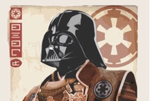 All Things Darth / by Angela Marie
