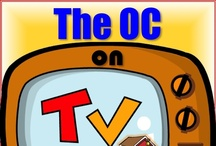 The OC on TV - 3/19/13 episode / This board will have all the resources mentioned in this week's episode of The OC on TV!  Find the replay at http://www.YouTube.com/user/CharityLPreston / by Charity Preston - Organized Classroom