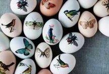 easter eggs / by Kanupriya Jain