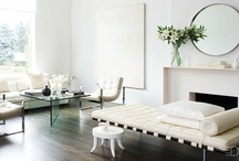Gorgeous Rooms / by Kate Gibson