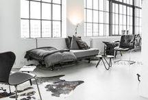 loft living / by Amy Bognacki