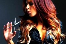 Hair Nails and Beauty / by Mandy Frizzell
