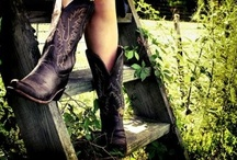 Shoes & Boots (too)! / by Mary A. Northcutt