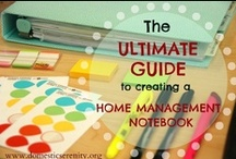 For an Organized Life / Planners, Binders I would love to make in future..and make my life more productive / by Mitali