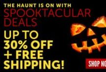 Monoprice #Halloween Hunt / Spooktacular savings up to 30% off! Take advantage of great deals on our most wanted electronics and accessories during the Halloween Season. / by Monoprice.com