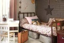Isabella room ideas / by Betsy Vega