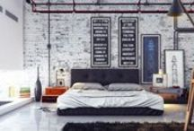 Chase's bedroom ideas / by Betsy Vega