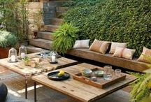 Outdoor Living / by Betsy Vega