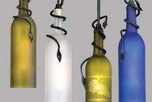 Bottles / by Terry Hopkins