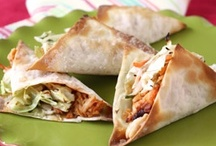 Recipes -  Dinner /  It's so fun making new dishes to try...:)  / by deborah