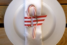 Winter/Christmas/New Years / by Valmichael's Napkin Rings//Valerie
