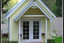 Cottage~Outdoors / by Jenni Powell (JenniPfromTN)