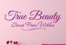 Beauty Tips / by Sherri Peddicord