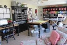 Craft, Sewing, Office Rooms / by Sherri Peddicord
