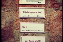 #joytonic photo contest favorites! / by Urban Moonshine