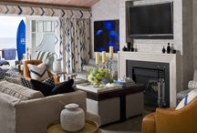 H | Living Room / Family Room / by Janet Mayorga