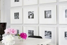 H | Gallery Walls / by Janet Mayorga