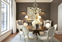 H | Dining Room / by Janet Mayorga