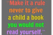 Books...Leaders ARE Readers... / by Sherri Peddicord