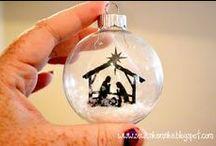 Christmas Ornaments / by Sherri Peddicord