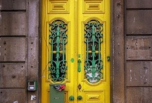 Doors / by Cecilly Sears