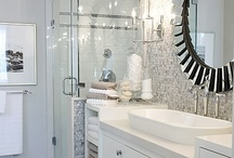 Home | Master Bath / by Cecilly Sears
