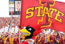 Iowa State Cyclones / by Dawn Faine Andersen