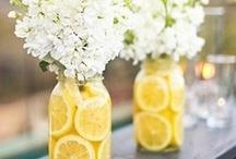 Summer Decorating Ideas / by Matt and Shari
