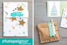 Stampin' Up! Photopolymer Stamps / by DOstamping With Dawn