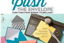 Stampin' Up! Envelope Punch Board / by DOstamping With Dawn