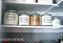 Pantry / by Lura Lumsden {Domesticability}